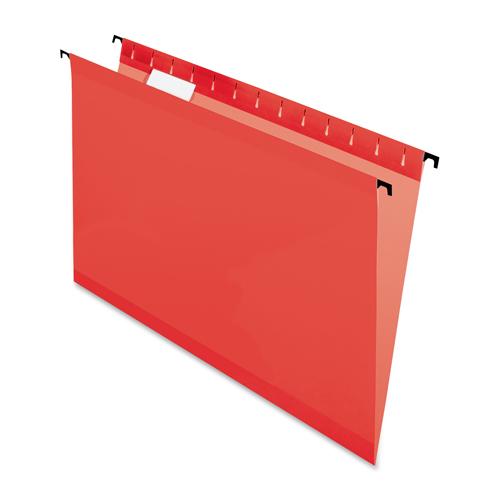 Pendaflex Surehook Hanging File Folder (ESS6153CRED) - Legal - Red