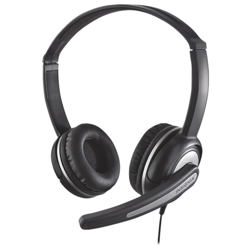 Insignia Headset With Microphone (NS-PAH5205-C)