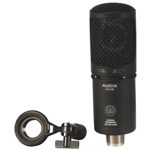 Microphone à condensateur d'Audix (CX112B)