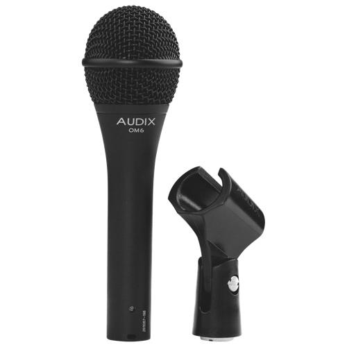 Audix Dynamic Vocal Mic (OM6)