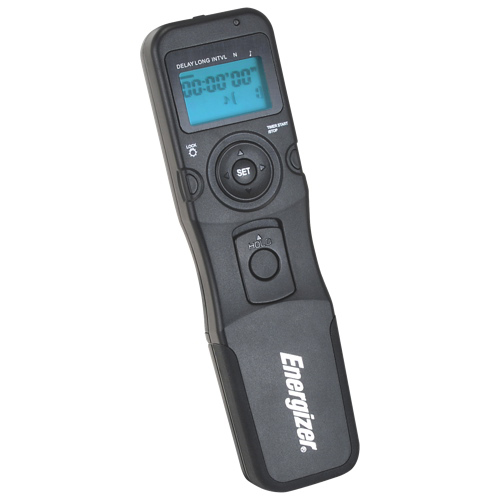 Energizer Multi-Fit LCD Timed Remote (ENS-LCDU)