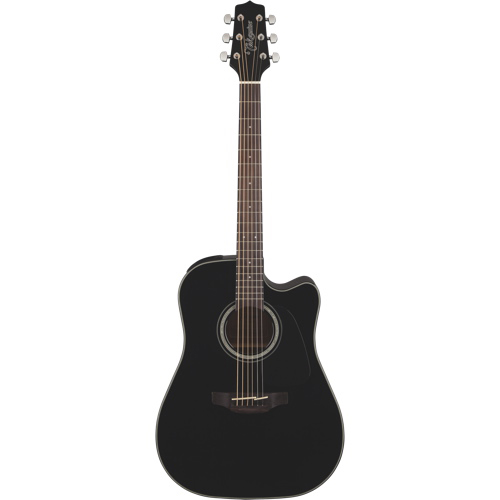 Takamine Acoustic/Electric Guitar (GD30CE-BLK) - Black
