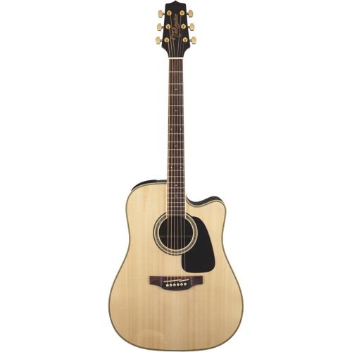 Guitare électroacoustique Takamine (GD51CE-NAT) - Naturel