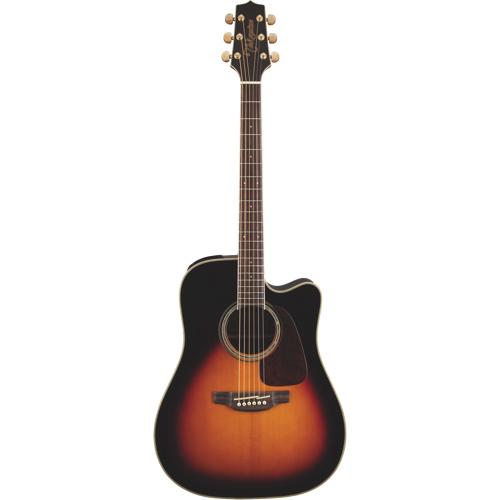Guitare électro-acoustique de Takamine (GD71CE-BSB) - Sunburst