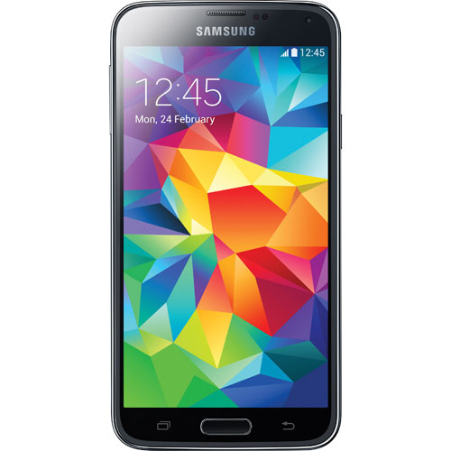Fido Samsung Galaxy S5 16GB Smartphone - Black - 2 Year Agreement