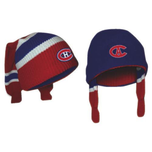 d4aad3ab9a37 Tuque réversible des Canadiens de Montréal de Pook - 0 à 3 ans - Rouge-bleu    Chapeaux et casquettes pour bébés - Best Buy Canada