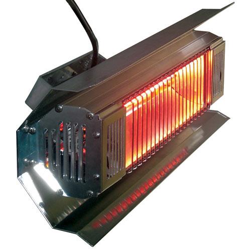 radiateur infrarouge trendy radiateur infrarouge en acier. Black Bedroom Furniture Sets. Home Design Ideas