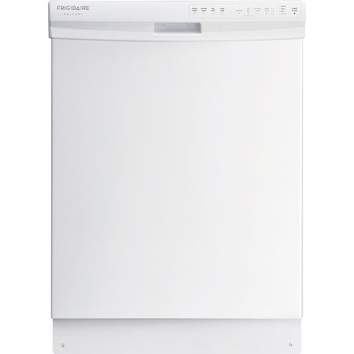 "Frigidaire Gallery 24"" Tall Tub Built-In Dishwasher (FGBD2434PW) - White"
