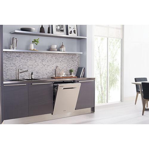 lave-vaisselle encastrable grande capacité 24 po 40 db avec cuve