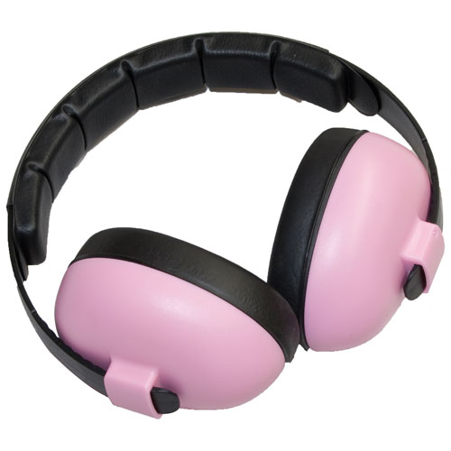 6643abcded Baby Banz Girls Baby Earmuffs - 0 to 2 Years - Pink   Baby Earmuffs - Best  Buy Canada