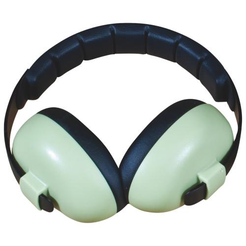 Baby Banz Boys Earmuffs - 0 to 2 Years - Mint