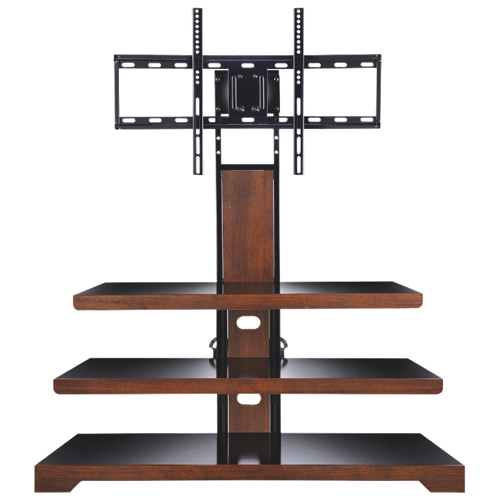 Insignia waterfall tv stand for tvs up to 50 ns for Where to buy tv console