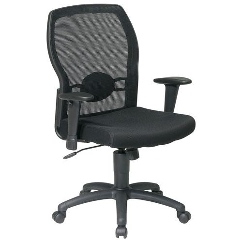 sc 1 st  Best Buy Canada & Work Smart Fabric Office Chair - Black : Office Chairs - Best Buy Canada
