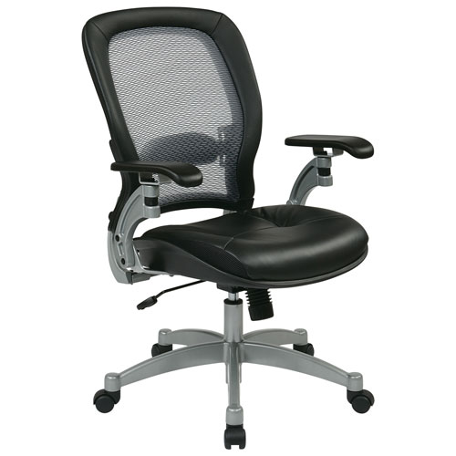 Space Seating Leather Office Chair   Black   Office Chairs   Best Buy CanadaSpace Seating Leather Office Chair   Black   Office Chairs   Best  . Office Chair On Sale Canada. Home Design Ideas