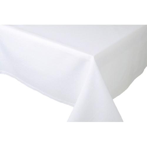 Now Designs Linen Tablecloth (1803545) - White
