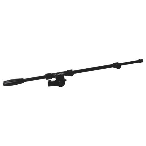 Support de microphone à perche d'Atlas Sound (B2237) - Noir