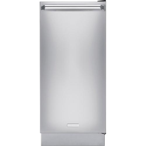 "Electrolux 14.9"" 1.55 cu ft Trash Compactor (EI15TC65HS) - Silver"