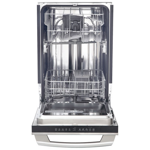 "Electrolux IQ-Touch 17.6"" 5.8 cu ft Built-In Dishwasher (EIDW1805KS) - Stainless Steel"