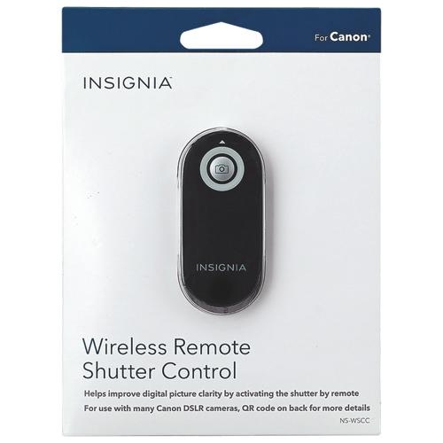 Camera Remote: Wired & Wireless Shutter | Best Buy Canada