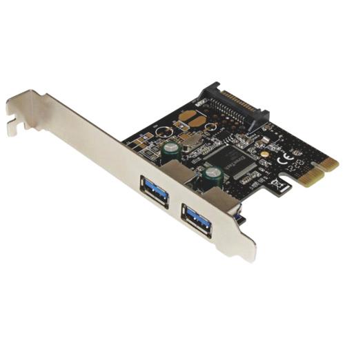 Carte PCI Express USB 3.0 à 2 ports de StarTech (PEXUSB3S23)