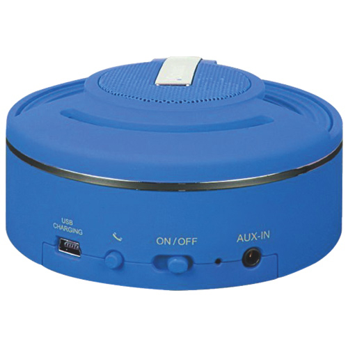 iSound HangOn Bluetooth Wireless Speaker - Blue