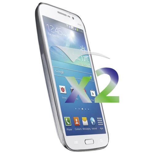 Protecteur d'écran antireflet d'Exian pour Galaxy S4 Mini - Paquet de 2