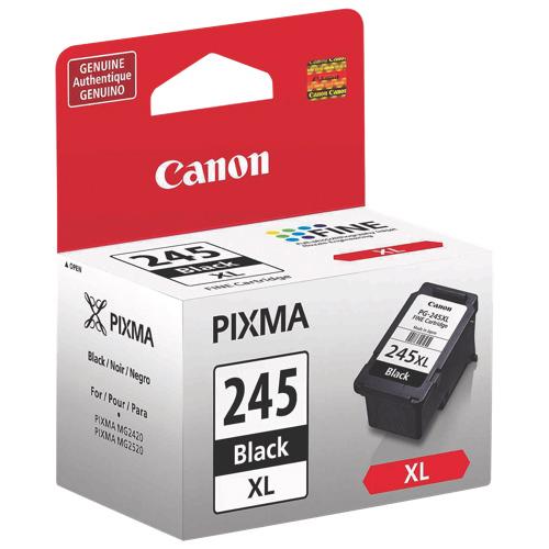 Cartouche d'encre noire PG-245XL de Canon (8278B001)