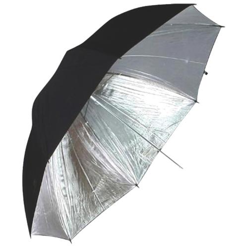 "Aurora Lighting 46"" Silver Photography Umbrella (U 115 C)"