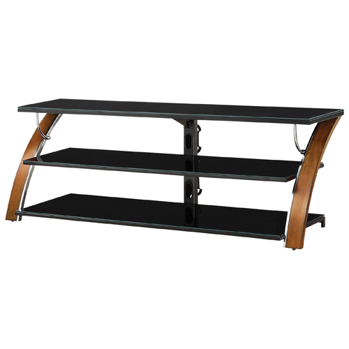 whalen tv stand for tvs up to 46 bbcavcec40 tc. Black Bedroom Furniture Sets. Home Design Ideas
