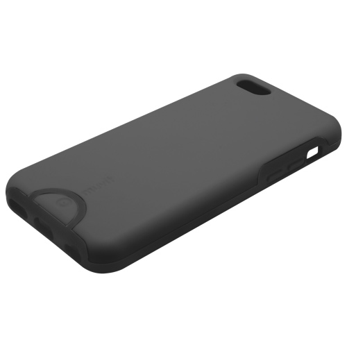 Muvit iPhone 5c Fitted Hard Shell Fushion Case - Black