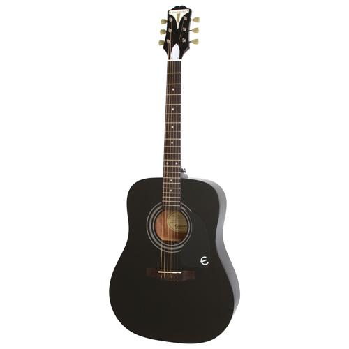 Epiphone PRO-1 Acoustic Guitar - Ebony