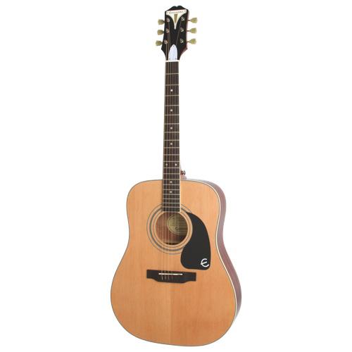 Guitare acoustique PRO-1 Plus d'Epiphone - Naturel