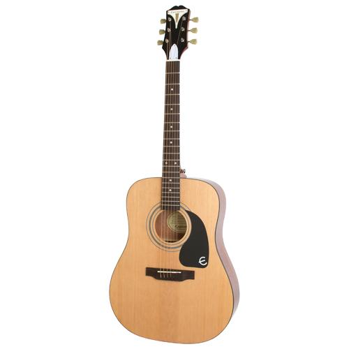 Epiphone PRO-1 Acoustic/Electric Guitar - Antique Natural
