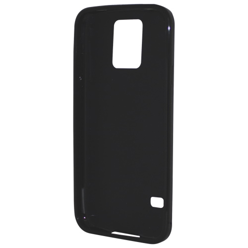 Affinity Galaxy S5 Gelskin Fitted Soft Shell Case - Black
