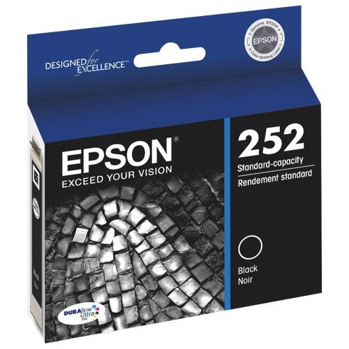 Epson DURABrite Ultra Pigment Ink 1-Pack (T252120-S)
