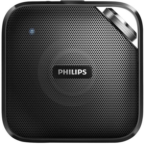 Enceinte Bluetooth sans fil BT2500B de Philips - Noir