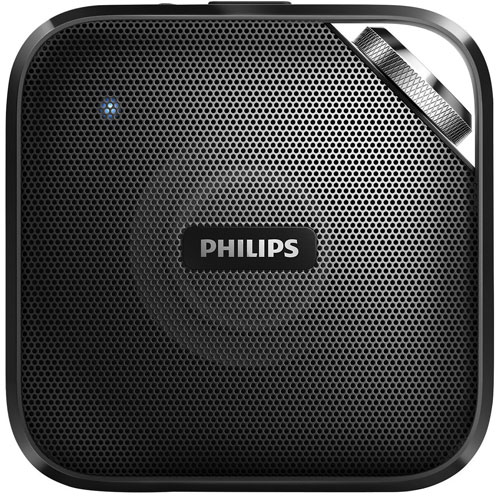 Philips BT2500B Bluetooth Wireless Speaker - Black