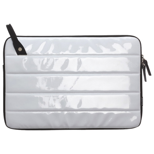 MONO CVL Loop Laptop Sleeve 13 in - White