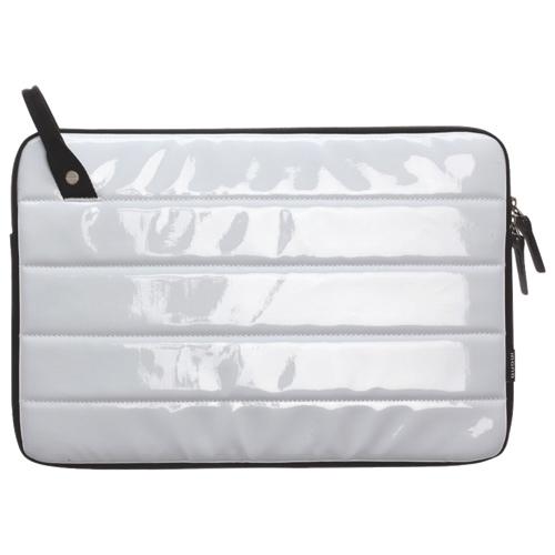 Housse avec boucle CVL de MONO pour portable de 15 po - Blanc