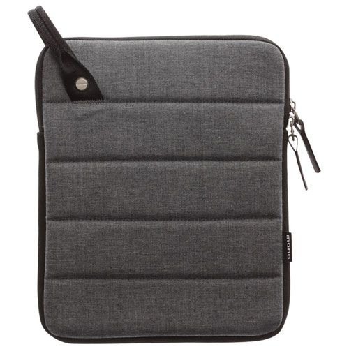 MONO CVL Loop iPad Sleeve - Ash