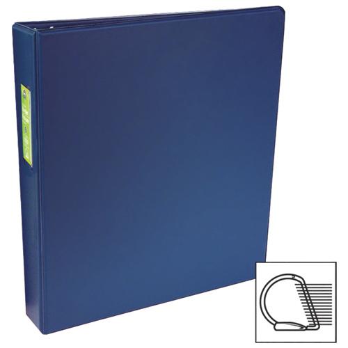 "Wilson Jones 2"" D-Ring Binder With 2 Pockets (WLJ61126) - Blue"