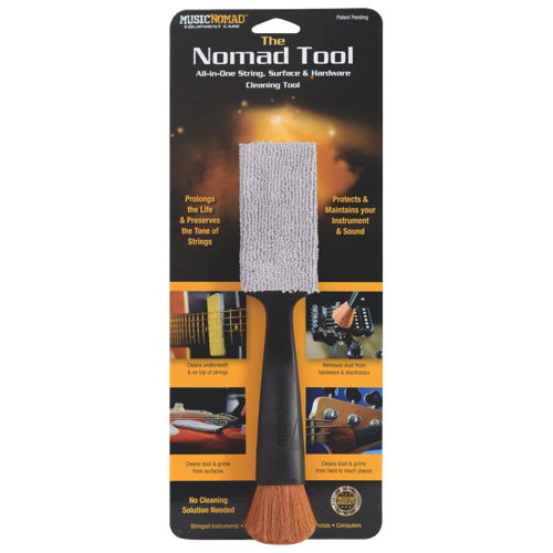 Music Nomad All-in-One Cleaning Tool