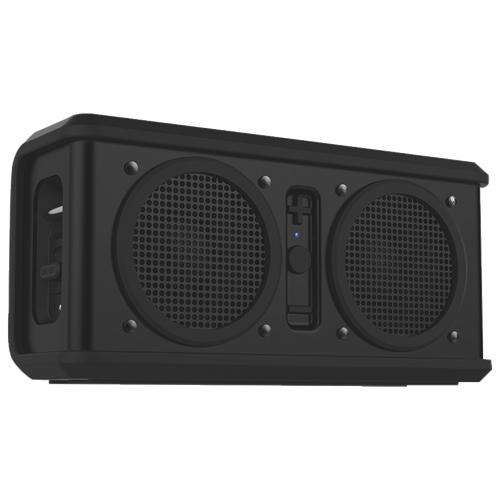 Haut-parleur portatif sans fil Bluetooth fil Air Raid de Skullcandy - Noir