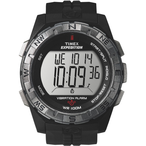 Timex Men's Expedition Analog and Digital Combo Watch ... |Timex Expedition Digital Watches Men