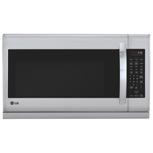 LG Over-The-Range Microwave - 2.0 Cu. Ft. - Stainless Steel