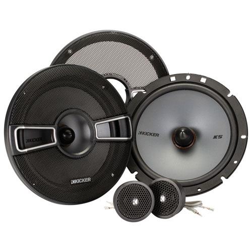 Composant de haut-parleur d'auto de 5,25 po KS de Kicker (41KSS54)