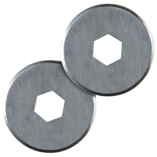 Swingline Replacement Round Rotary Blades (SWI92123) - 2 Pack
