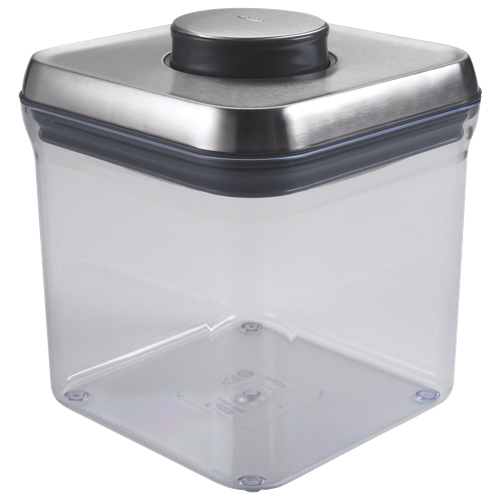 OXO 2.2L Steel Pop Container (3106600SS)