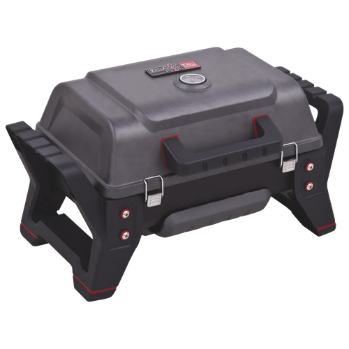 Char Broil TRU Infrared BBQ2Go X200 9,500 BTU Portable Propane BBQ