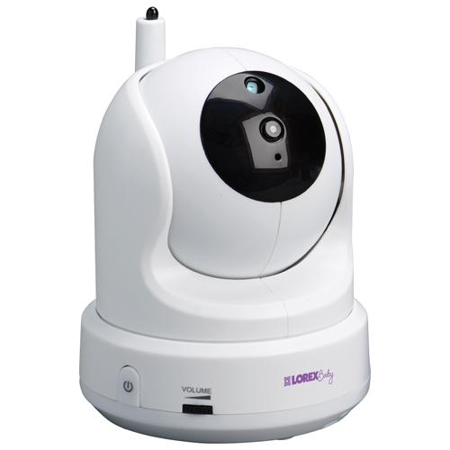 Caméra surveillance sans fil supplémentaire piv./incl. Care 'N' Share de Lorex (BB351AC1B) - Blanc